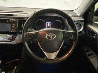 2018 Toyota RAV4 ASA44R Cruiser AWD Blue 6 Speed Sports Automatic Wagon