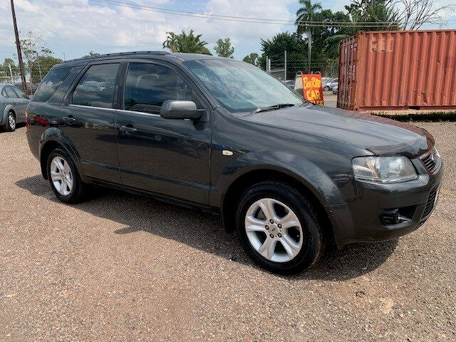 Used Ford Territory TX Pinelands, 2010 Ford Territory TX Grey 4 Speed Auto Active Select Wagon