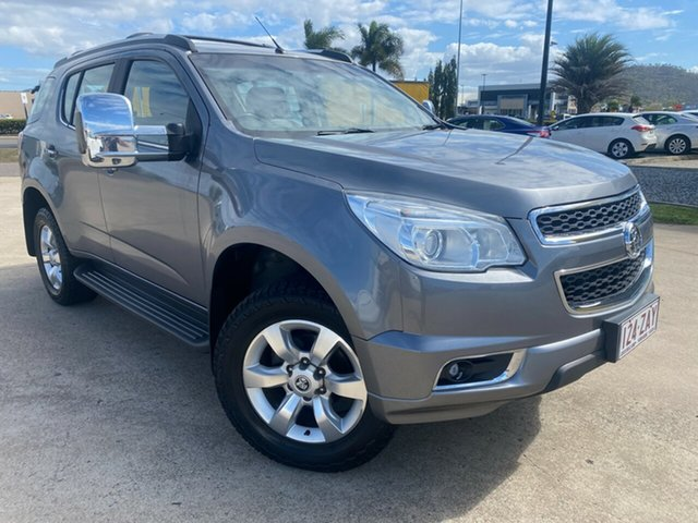 Used Holden Colorado 7 RG MY15 LTZ Townsville, 2015 Holden Colorado 7 RG MY15 LTZ Grey/300615 6 Speed Sports Automatic Wagon