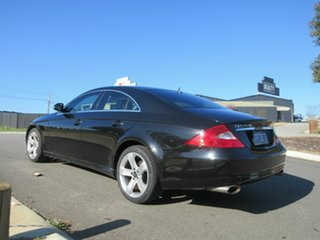 2006 Mercedes-Benz CLS500 219 Black 7 Speed Automatic G-Tronic Coupe