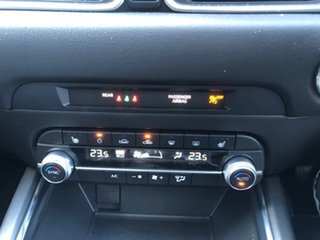 2020 Mazda CX-5 KF4WLA GT SKYACTIV-Drive i-ACTIV AWD Soul Red Crystal 6 Speed Sports Automatic Wagon