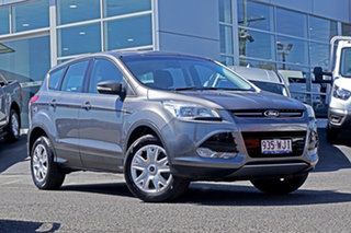 2013 Ford Kuga TF Ambiente AWD Grey 6 Speed Sports Automatic Wagon.