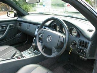 1999 Mercedes-Benz SLK230 Kompressor Black 5 Speed Automatic Convertible