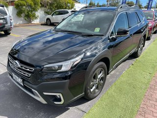 2021 Subaru Outback B7A MY21 AWD CVT Crystal Black 8 Speed Constant Variable Wagon.