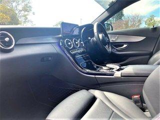 2018 Mercedes-Benz C-Class W205 808MY C300 9G-Tronic Iridium Silver 9 Speed Sports Automatic Sedan