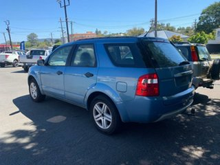 2006 Ford Territory SY Ghia Blue 4 Speed Sports Automatic Wagon