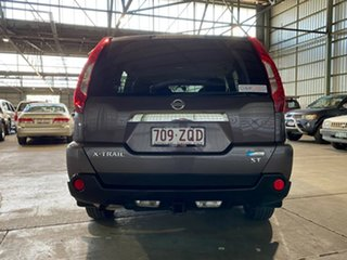 2010 Nissan X-Trail T31 MY10 ST Brown 1 Speed Constant Variable Wagon