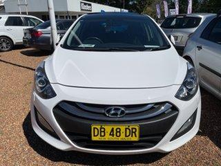 2012 Hyundai i30 GD Premium 6 Speed Sports Automatic Hatchback.