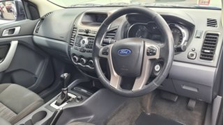 2013 Ford Ranger PX XLT 3.2 (4x4) Blue 6 Speed Automatic Dual Cab Utility
