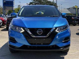 2019 Nissan Qashqai J11 Series 2 ST X-tronic Blue 1 Speed Constant Variable Wagon.