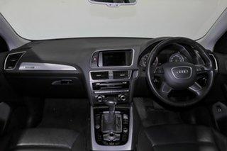 2013 Audi Q5 8R MY13 TFSI Tiptronic Quattro Black 8 Speed Sports Automatic Wagon.