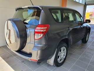 2012 Toyota RAV4 ACA38R MY12 CV 4x2 Grey 4 Speed Automatic Wagon