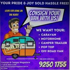 2003 Windsor Rapid Caravan