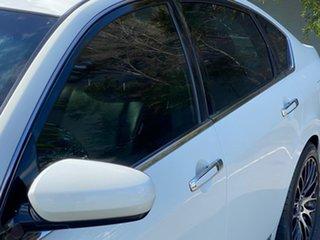 2007 Nissan Maxima J31 MY06 TI White 6 Speed Constant Variable Sedan