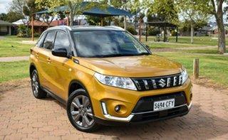 2020 Suzuki Vitara LY Series II 2WD Yellow 6 Speed Sports Automatic Wagon.
