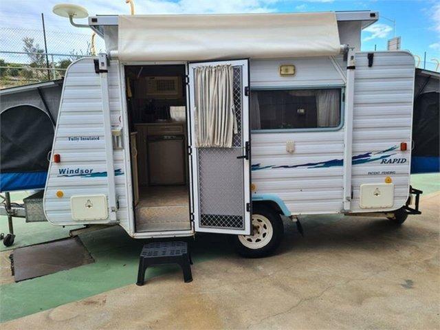 Used Windsor Rapid Bellevue, 2003 Windsor Rapid Caravan