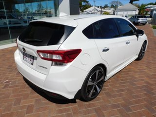 2018 Subaru Impreza G5 MY19 2.0i-S CVT AWD White 7 Speed Constant Variable Hatchback.
