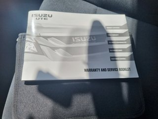 2016 Isuzu D-MAX TF MY15 SX (4x2) 5 Speed Automatic Space Cab Utility
