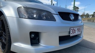 2009 Holden Commodore Ute SV6 Silver 6 Speed Manual Utility