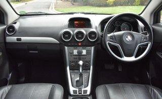 2013 Holden Captiva CG MY14 5 LTZ Silver 6 Speed Sports Automatic Wagon.