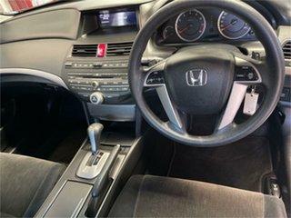 2009 Honda Accord 50 VTi Black 5 Speed Automatic Sedan
