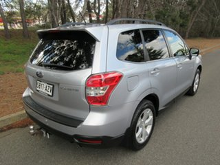 2013 Subaru Forester S4 MY13 2.5i-L Lineartronic AWD Silver 6 Speed Constant Variable Wagon.
