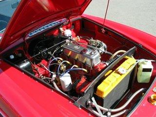 1970 MG MGB Sports Mk II Red 4 Speed Manual + O/Drive Roadster
