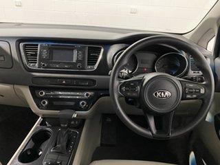 2017 Kia Carnival YP MY17 S Silver 6 Speed Sports Automatic Wagon