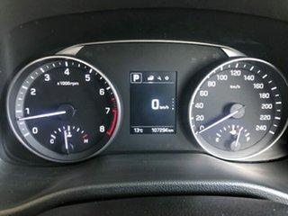 2017 Hyundai Elantra AD MY17 Elite Platinum Silver 6 Speed Sports Automatic Sedan
