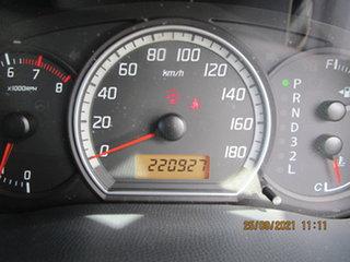 2009 Suzuki Swift EZ GL Red 4 Speed Automatic Hatchback