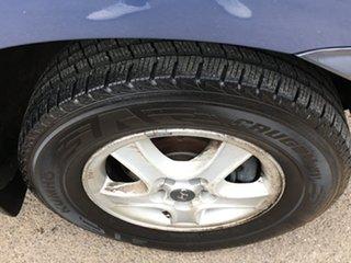 2001 Hyundai Santa Fe SM GL Blue 5 Speed Manual Wagon