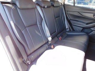 2018 Subaru Impreza G5 MY19 2.0i-S CVT AWD White 7 Speed Constant Variable Hatchback
