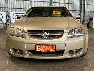 2008 Holden Berlina VE Gold 4 Speed Automatic Sedan