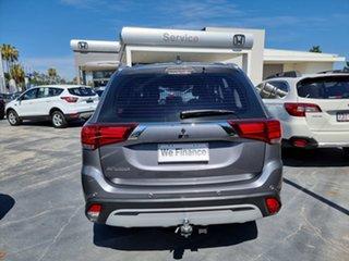 2018 Mitsubishi Outlander ZL MY19 ES 2WD ADAS Grey 6 Speed Constant Variable Wagon.