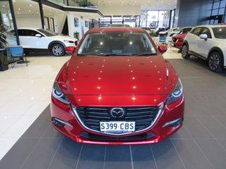 2019 Mazda 3 SP25 SKYACTIV-MT Astina Hatchback.