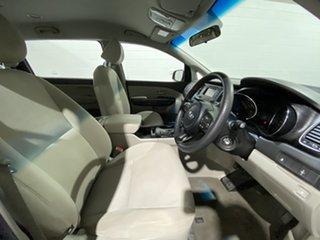 2017 Kia Carnival YP MY17 S Silver 6 Speed Sports Automatic Wagon.
