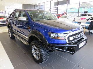Ford Ranger XLS Double Cab Utility.