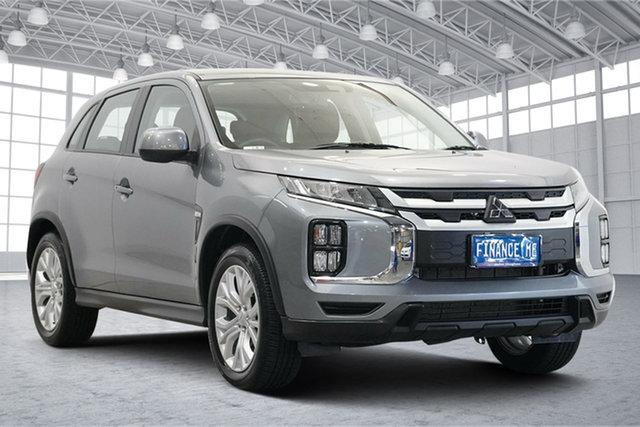 Used Mitsubishi ASX XD MY20 ES 2WD Victoria Park, 2019 Mitsubishi ASX XD MY20 ES 2WD Grey 1 Speed Constant Variable Wagon