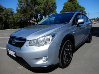 2014 Subaru XV G4X MY14 2.0i-L Lineartronic AWD Silver 6 Speed Constant Variable Wagon.