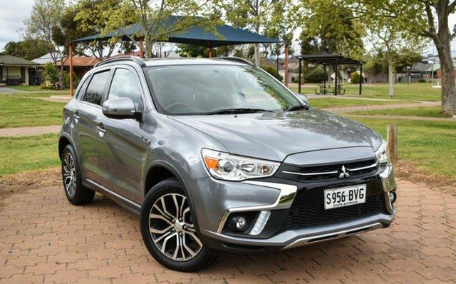 Used Mitsubishi ASX XC MY18 LS 2WD Ingle Farm, 2018 Mitsubishi ASX XC MY18 LS 2WD Grey 1 Speed Constant Variable Wagon