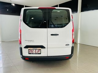 2019 Ford Transit Custom VN 2019.75MY 340S (Low Roof) White 6 Speed Manual Van
