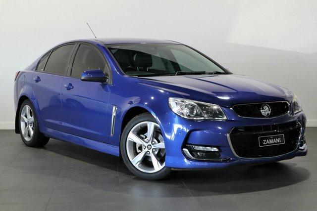 Used Holden Commodore VF II MY16 SV6 Bayswater, 2016 Holden Commodore VF II MY16 SV6 Blue 6 Speed Sports Automatic Sedan