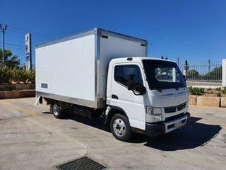 2017 Mitsubishi Canter Canter Truck White Pantech.
