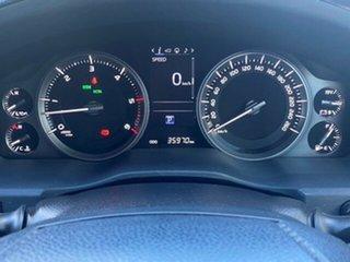 2017 Toyota Landcruiser VDJ200R MY16 Sahara (4x4) Graphite 6 Speed Automatic Wagon
