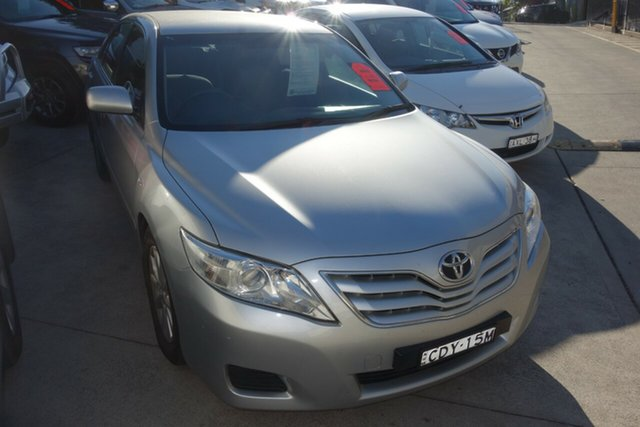 Used Toyota Camry ACV40R Altise East Maitland, 2011 Toyota Camry ACV40R Altise Silver 5 Speed Automatic Sedan