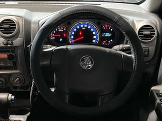 2007 Holden Rodeo RA MY07 LT Crew Cab Black 4 Speed Automatic Utility