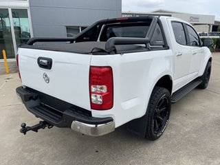 2017 Holden Colorado RG MY17 LTZ Pickup Crew Cab White/310517 6 Speed Sports Automatic Utility.