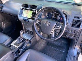 2018 Toyota Landcruiser Prado GDJ150R MY17 GXL (4x4) Graphite 6 Speed Automatic Wagon.