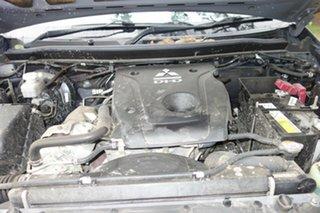 2018 Mitsubishi Triton MQ MY18 GLS Double Cab Grey 5 Speed Sports Automatic Utility