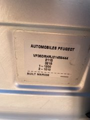 2006 Peugeot 407 ST HDi Executive Silver 4 Speed Sports Automatic Sedan